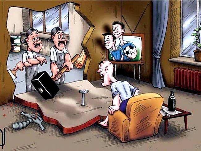 Допустимый уровень шума в квартирах