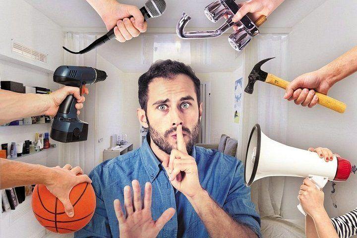 Ремонт в квартире:время шумных работ по закону о тишине