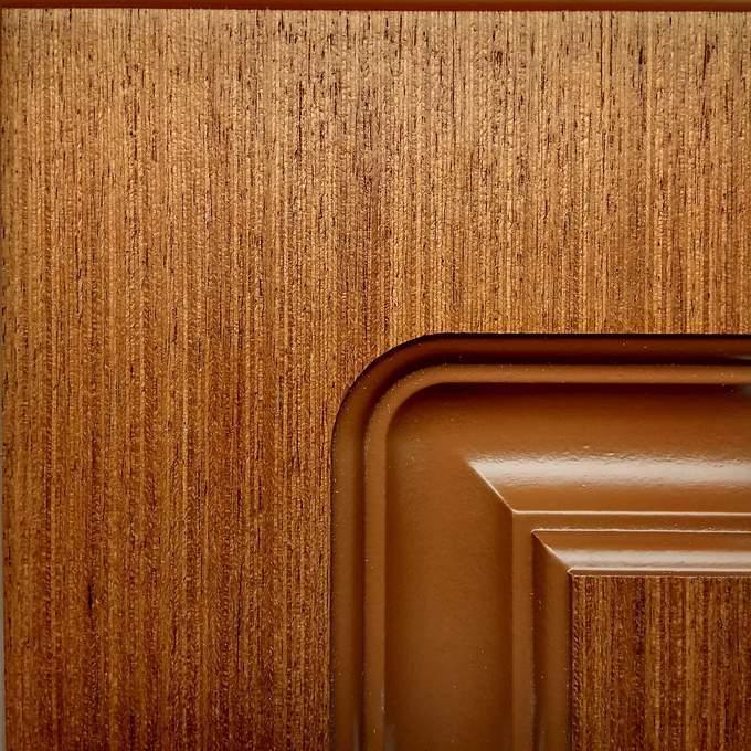 Двери с покрытием из шпона Файн-лайн