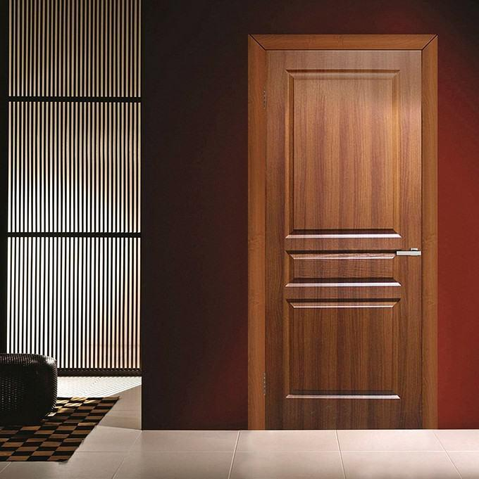 Двери с полипропиленовым покрытием