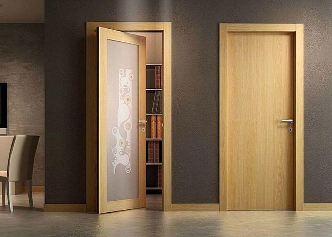 Щитовые межкомнатные двери