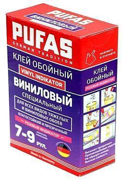 Клей Pufas для виниловых обоев