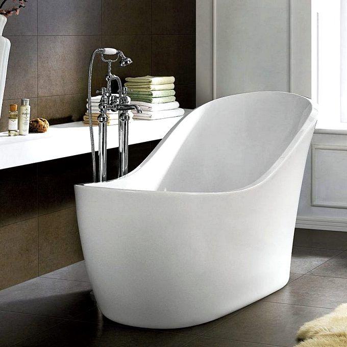 Малогабаритная акриловая ванна
