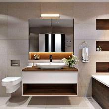 Современный дизайн ванной комнаты - фото, советы и комментарии