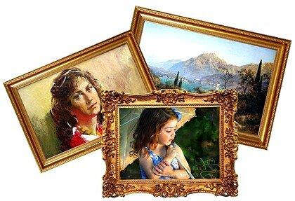 Картины и постеры