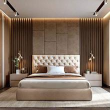 Дизайн спальной комнаты: фото с описанием самых стильных вариантов