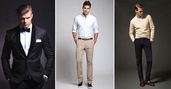 Новогодние наряды для мужчин