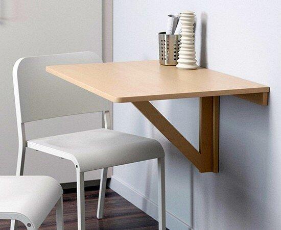 Откидной столик Икея