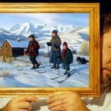 Роберт Дункан – художник с душой ковбоя