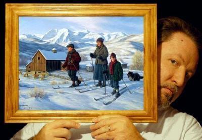 Роберт Дункан художник из США