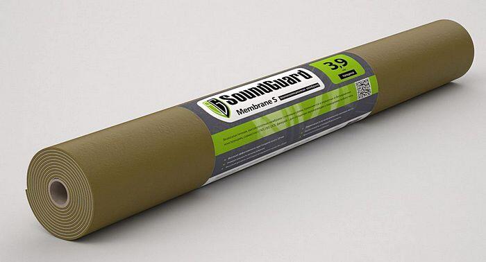 SoundGuard Membrane 3.9 S