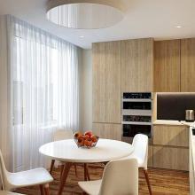 Выбираем шторы на кухню в современном стиле – советы дизайнеров