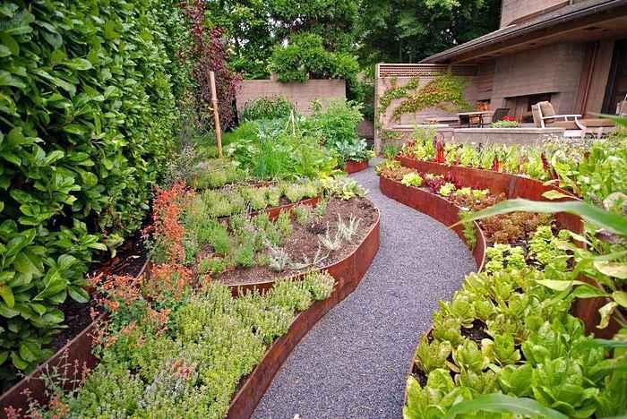 Ландшафтный стиль в планировании садового участка