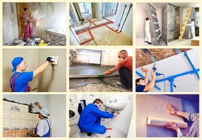 Как правильно сделать ремонт в квартире поэтапно